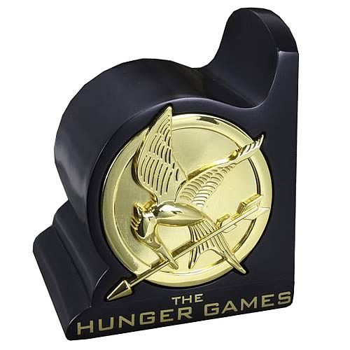 Hunger Games Mockingjay Bookend