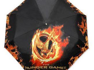 Hunger Games Movie Retractable Umbrella