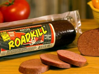 Hunters Reserve Roadkill Summer Sausage