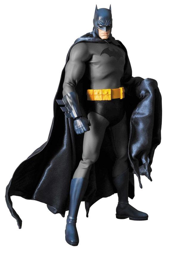 hush real action hero batman action figure