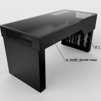 Hydra Computer Case Desk