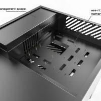 Hydra Desk ATX Case