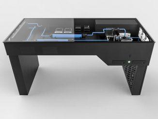 Hydra Desk Computer Case Desk