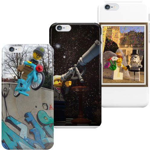 Hyperbolego Lego Inspired Original Photography iPhone Cases & Shirts
