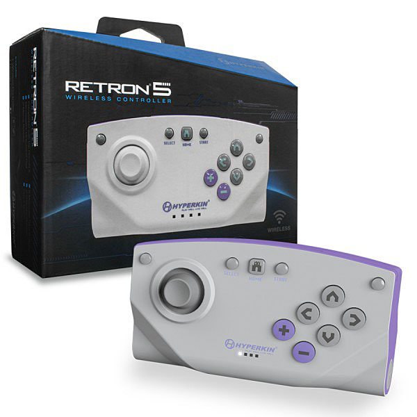 Hyperkin Retron 5 Bluetooth Wireless Controller