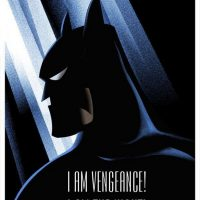 I Am Batman Art Print