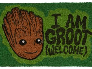 I Am Groot Doormat