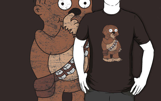 I Bent My Wookiee T-Shirt