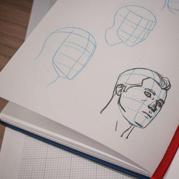 I Draw Comics Guide Book