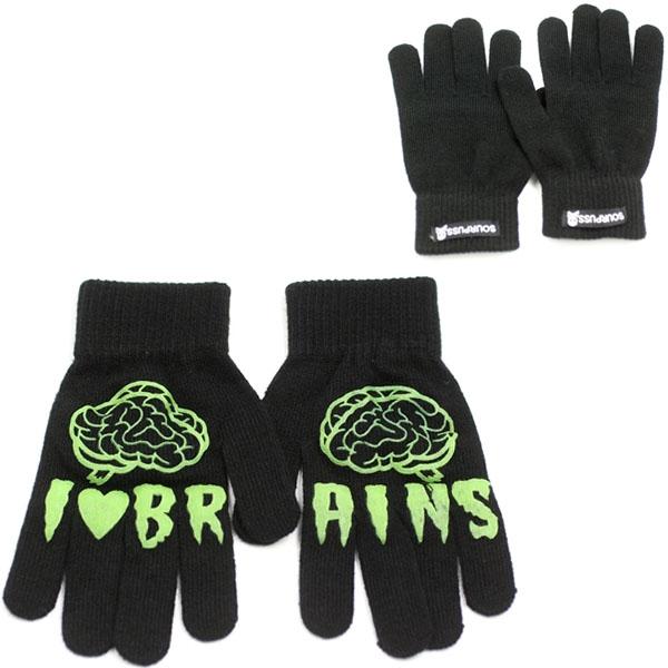 I-Heart-Brains-Winter-Gloves