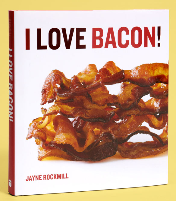 I Love Bacon Book