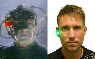 I Sight Twin LED and Borg