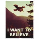 I Want to Believe Firefly Poster