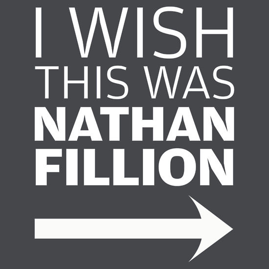 I Wish This Was Nathan Fillion Shirt