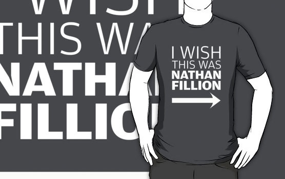 I Wish This Was Nathan Fillion TShirt