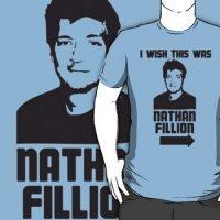 I Wish This Was Nathan Fillion TShirt