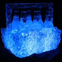 ICE Block Cooler