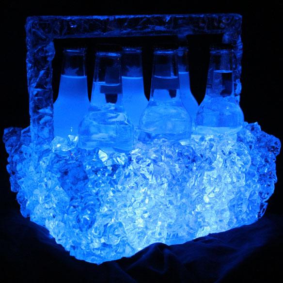 ICE Block Cooler