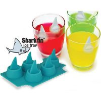 ICE CUBE SHARK FIN TRAY