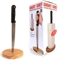 IGGI Angry Chef Paper Towel Holder