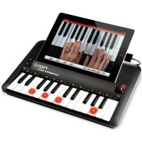 ION PIANO APPRENTICE PORTABLE LIGHTED LEARNING KEYBOARD