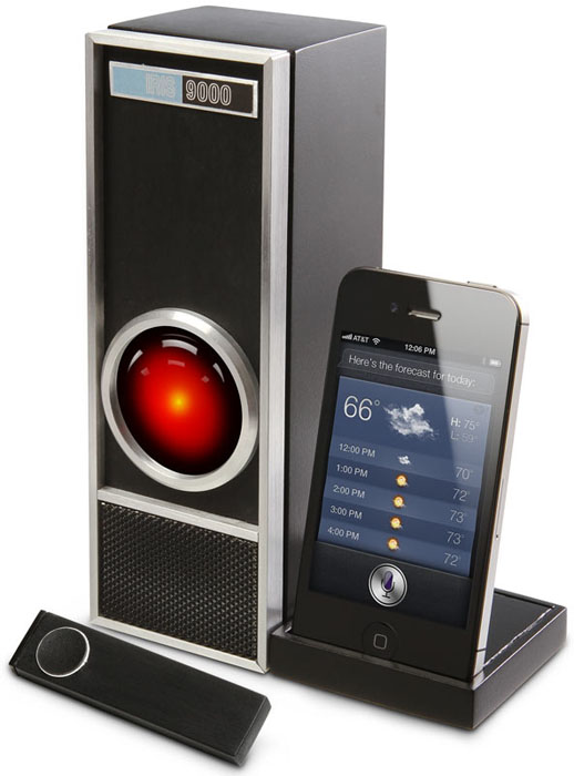 IRIS 9000 Voice Control Module for iPhone & Siri