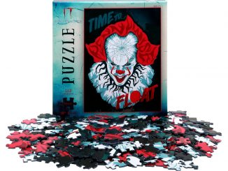 IT Chapter Two Pennywise Time To Float Puzzle
