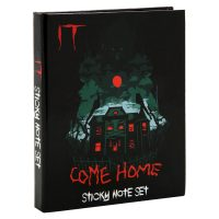 IT Come Home Sticky Note Book