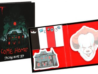 IT Come Home Sticky Notes Set