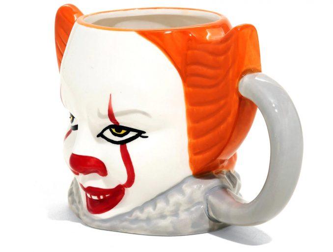 IT Pennywise Figural Coffee Mug