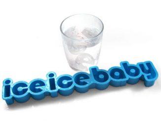 Ice Ice Baby Ice Cube Trays