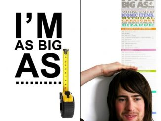 I'm As Big As Height Chart