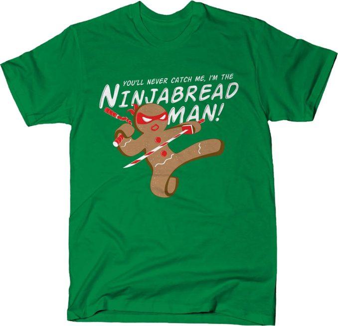 Im The Ninjabread Man T Shirt