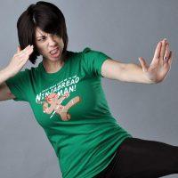 I'm The Ninjabread Man! Women's T Shirt