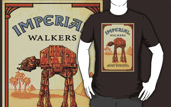Imperial Walkers T-Shirt