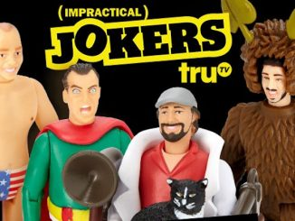Impractical Jokers Action Figures