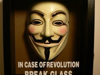 In Case of Revolution Break Glass