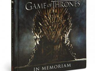 In Memoriam Game of Thrones Tribute to the Fallen