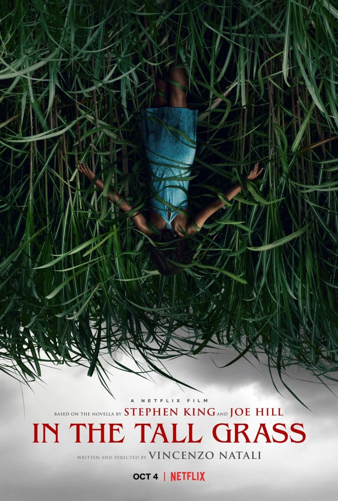 In the Tall Grass Promo Poster