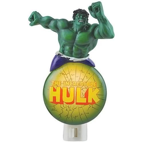 Incredible Hulk Night Light