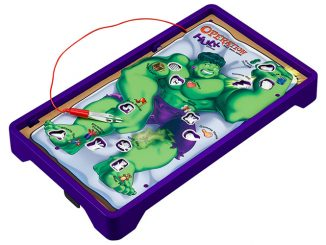 Incredible Hulk Operation Game