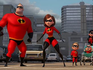 Incredibles 2 Olympics Sneak Peek Trailer