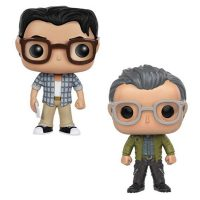 Independence Day David Levinson Pop Vinyl Figures