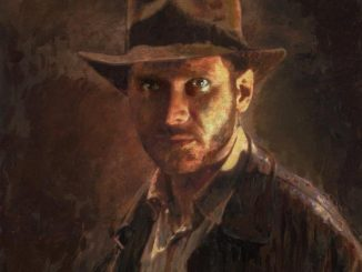 Indiana Jones Portrait of Adventure