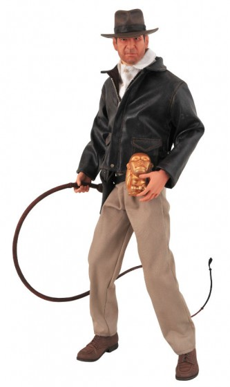 Indiana Jones Raiders of the Lost Ark Figure