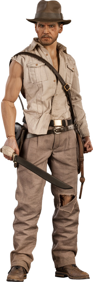 Indiana Jones Temple of Doom Sixth-Scale Figure