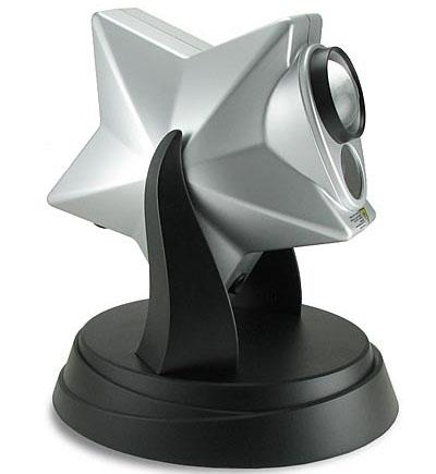 Indoor Laser Stars Projector