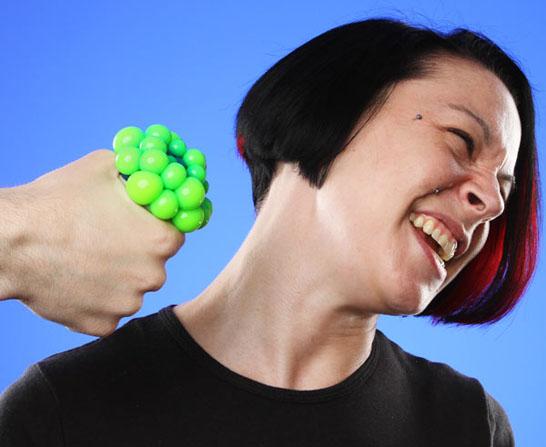 Infectious Disease Looking Stress Balls