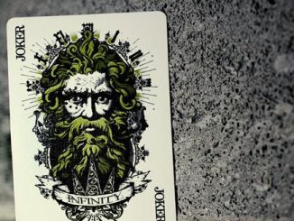 Infinity Custom Playing Cards