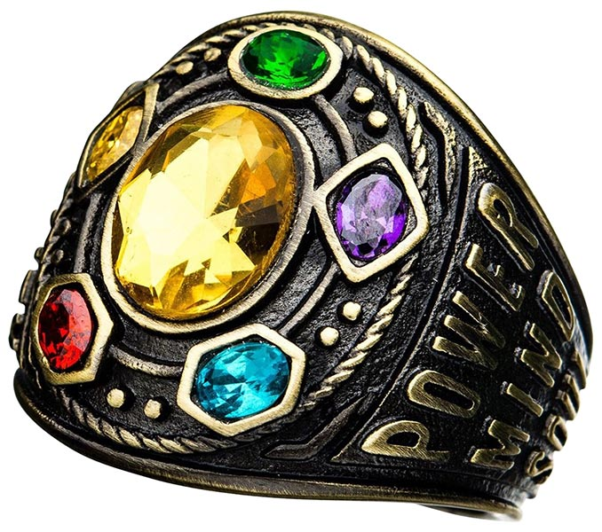 Infinity Gauntlet Class of Infinite Power Ring